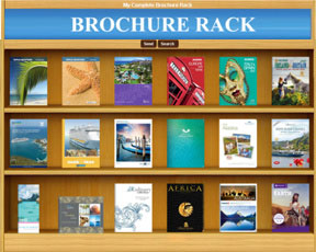 Get An Online Brochure From Our Brochure Rack!